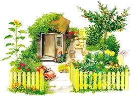 Сад, Огород, Цветы