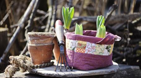 Работы в саду и огороде в марте1